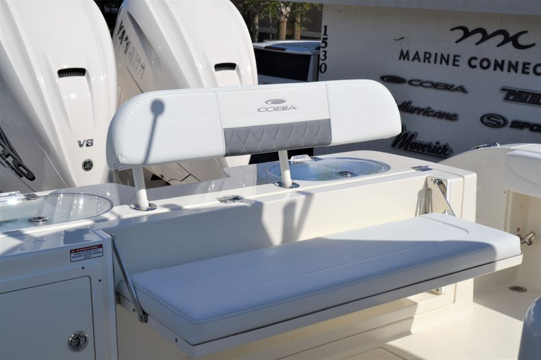 Thumbnail 46 for New 2020 Cobia 350 Center Console boat for sale in Vero Beach, FL