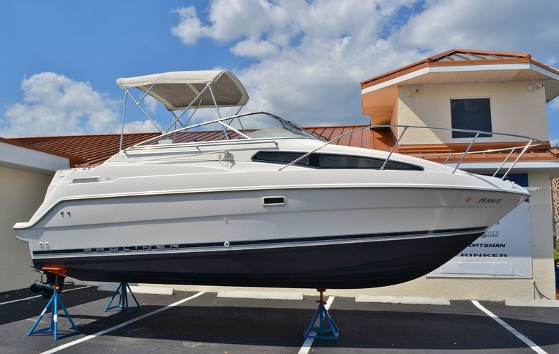 Used 1999 Bayliner 2355 Ciera Boat For Sale In Vero Beach FL 48SJ