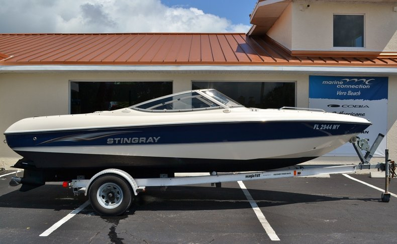 Image 1 for 2004 Stingray 200 LX in Vero Beach, FL