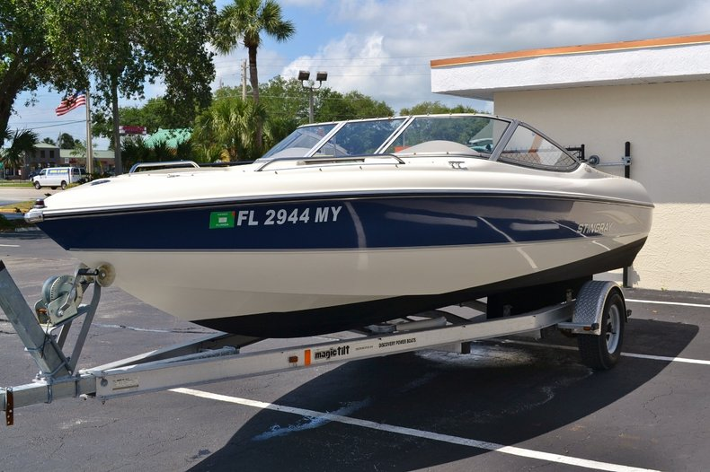 Image 4 for 2004 Stingray 200 LX in Vero Beach, FL