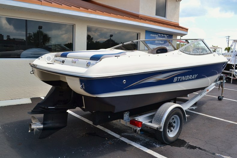 Image 7 for 2004 Stingray 200 LX in Vero Beach, FL