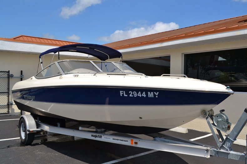 Image 23 for 2004 Stingray 200 LX in Vero Beach, FL