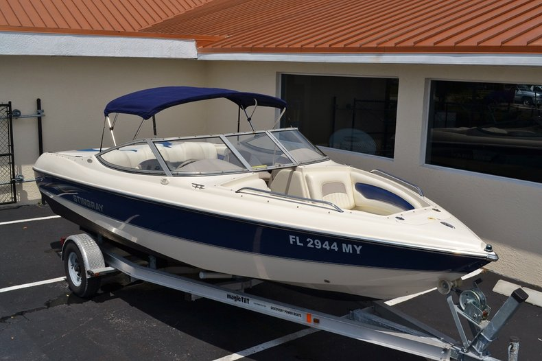 Image 25 for 2004 Stingray 200 LX in Vero Beach, FL