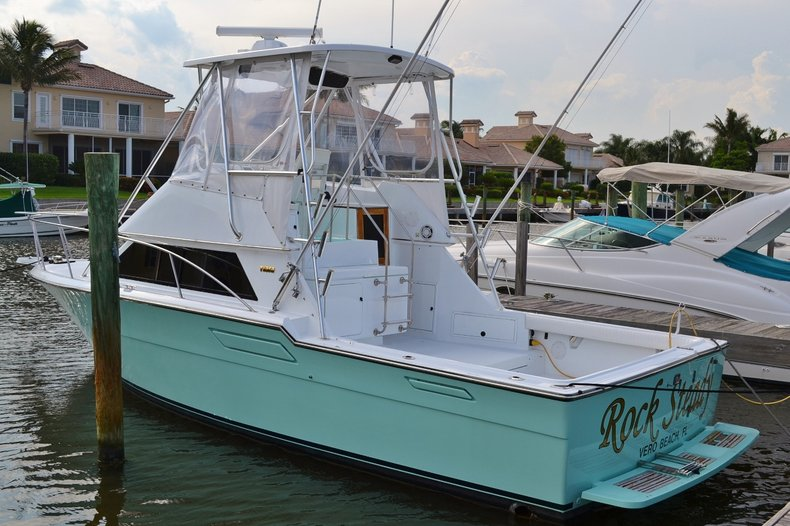 Used 1986 Tiara 3300 Flybrige for sale
