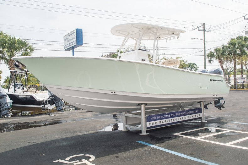 Thumbnail 8 for New 2015 Sportsman Open 252 Center Console boat for sale in Miami, FL