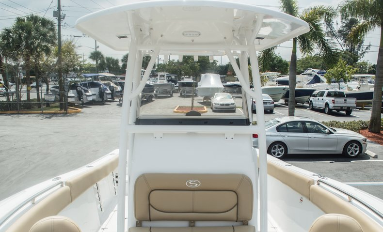 Thumbnail 77 for New 2015 Sportsman Open 252 Center Console boat for sale in Miami, FL