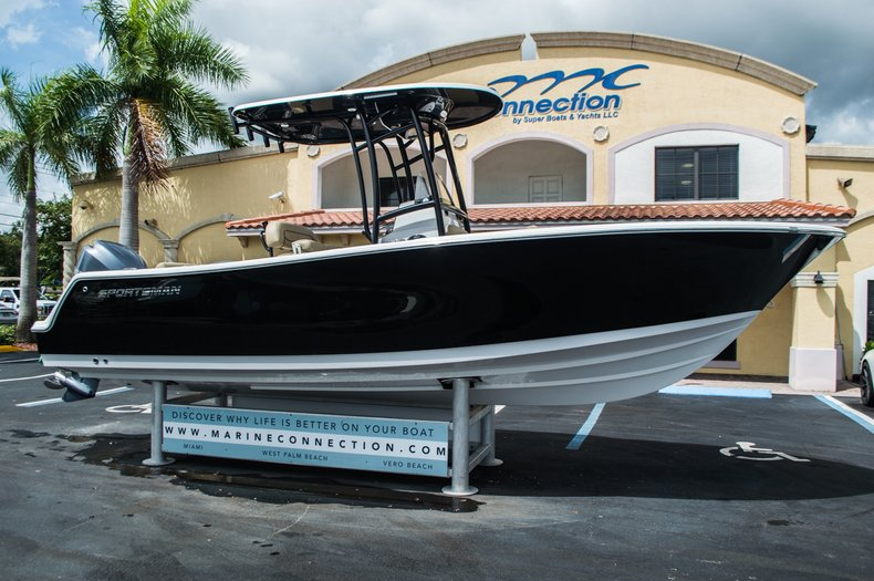 Thumbnail 1 for New 2016 Sportsman Open 232 Center Console boat for sale in Miami, FL
