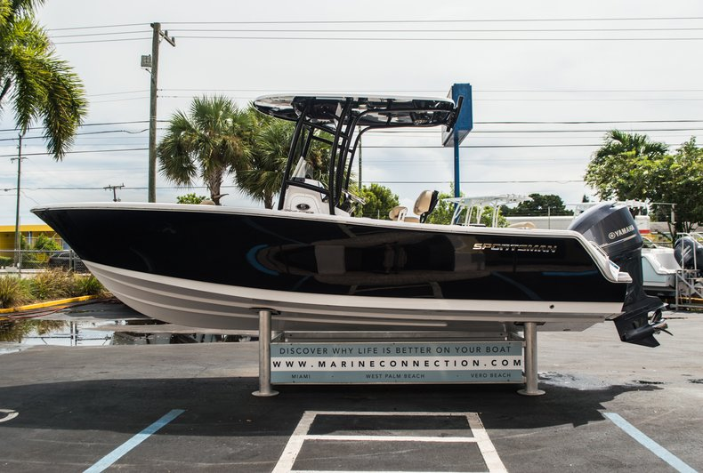 Thumbnail 4 for New 2016 Sportsman Open 232 Center Console boat for sale in Miami, FL