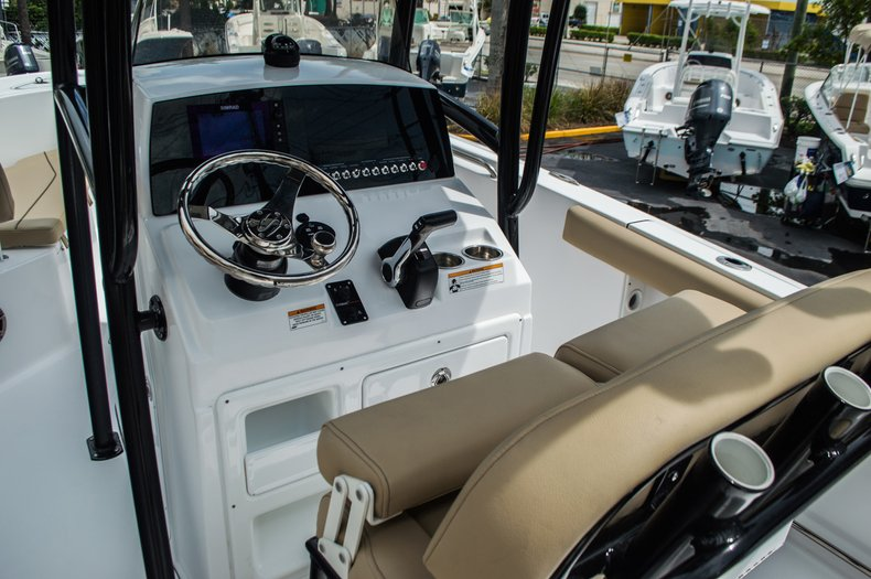 Thumbnail 22 for New 2016 Sportsman Open 232 Center Console boat for sale in Miami, FL