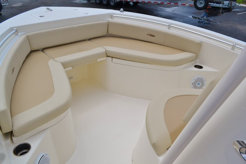 Thumbnail 15 for New 2015 Cobia 217 Center Console boat for sale in Miami, FL