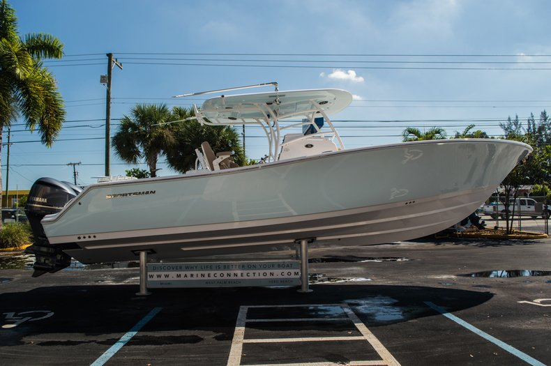 Thumbnail 4 for New 2016 Sportsman Open 312 Center Console boat for sale in Miami, FL
