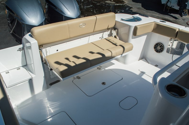 Thumbnail 89 for New 2016 Sportsman Open 312 Center Console boat for sale in Miami, FL