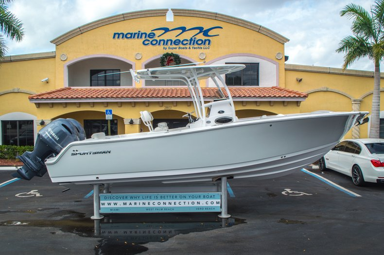 Thumbnail 0 for New 2016 Sportsman Open 252 Center Console boat for sale in Miami, FL