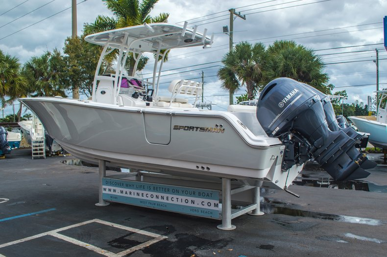 Thumbnail 7 for New 2016 Sportsman Open 252 Center Console boat for sale in Miami, FL