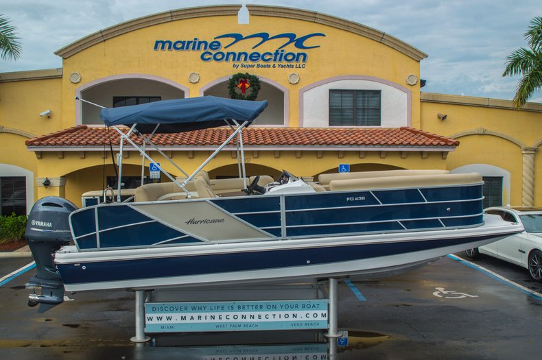 Thumbnail 0 for New 2016 Hurricane FunDeck FD 236 OB boat for sale in Miami, FL