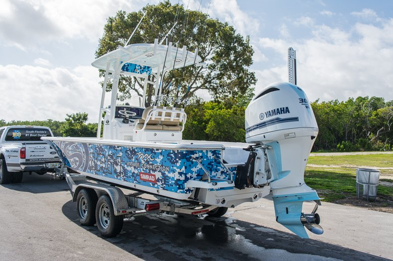 Thumbnail 1 for New 2016 Sportsman Masters 247 Elite Bay Boat boat for sale in Miami, FL