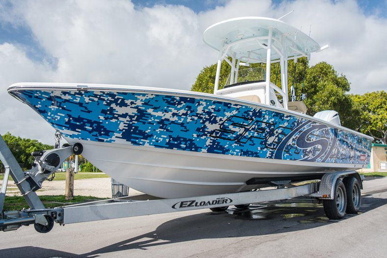Thumbnail 7 for New 2016 Sportsman Masters 247 Elite Bay Boat boat for sale in Miami, FL