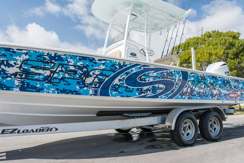 Thumbnail 8 for New 2016 Sportsman Masters 247 Elite Bay Boat boat for sale in Miami, FL