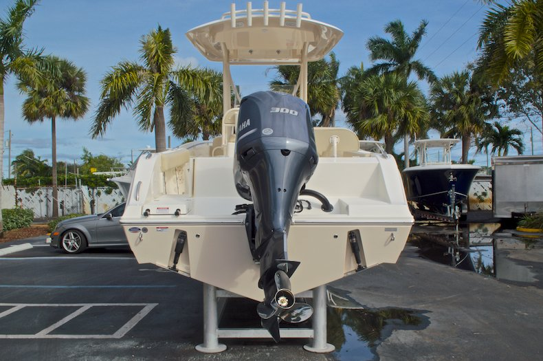 Thumbnail 7 for New 2016 Cobia 237 Center Console boat for sale in Miami, FL