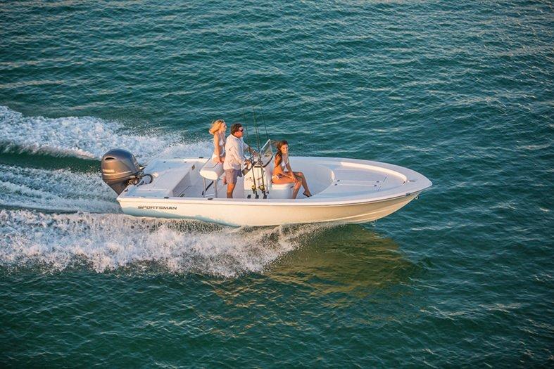 New 2016 Sportsman 20 Island Bay boat for sale in Miami, FL