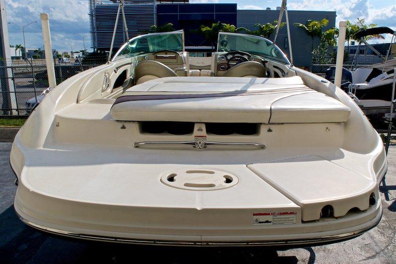 Thumbnail 8 for Used 2006 Sea Ray 220 Select boat for sale in Miami, FL