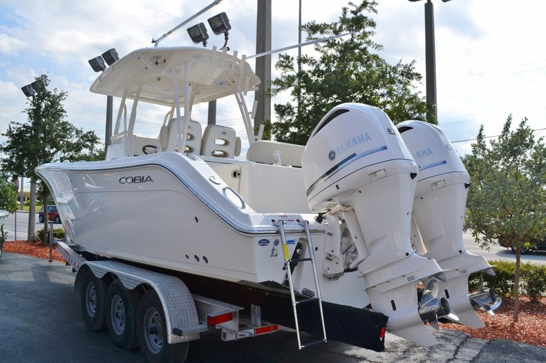 Thumbnail 1 for New 2016 Cobia 296 Center Console boat for sale in Miami, FL