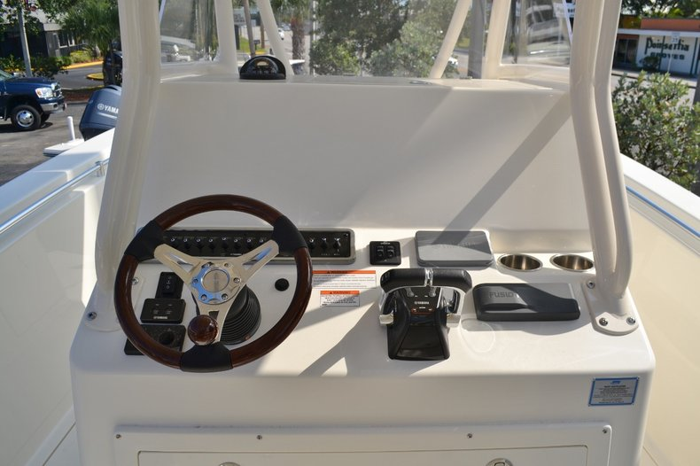 Thumbnail 8 for New 2016 Cobia 296 Center Console boat for sale in Miami, FL