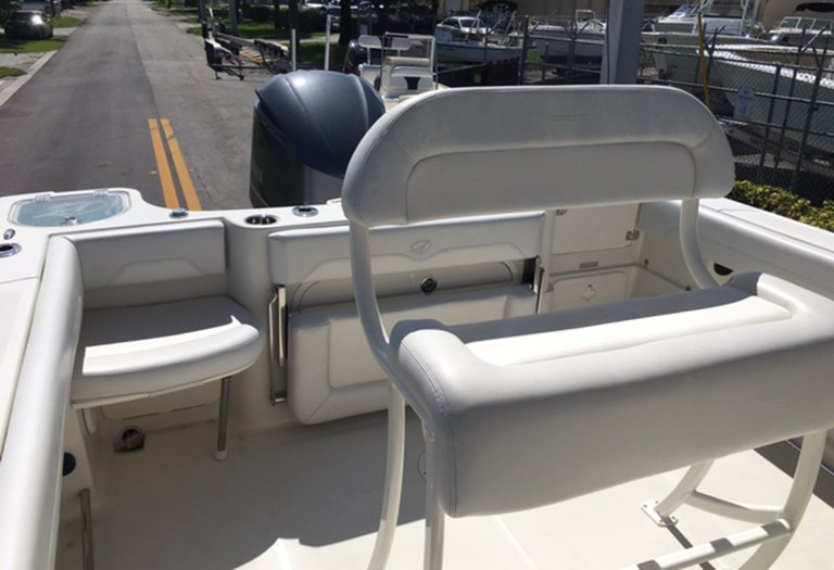 Thumbnail 3 for Used 2015 Sailfish 240 CC Center Console boat for sale in Miami, FL