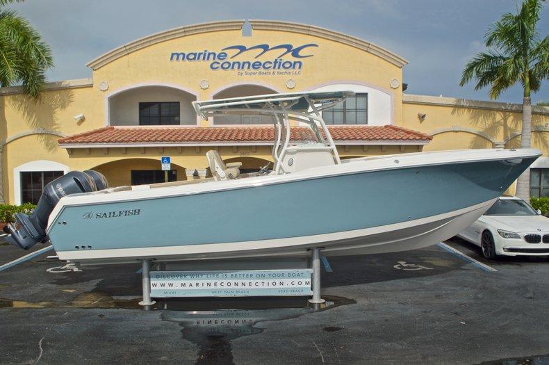 New 2017 Sailfish 290 CC Center Console boat for sale in Miami, FL
