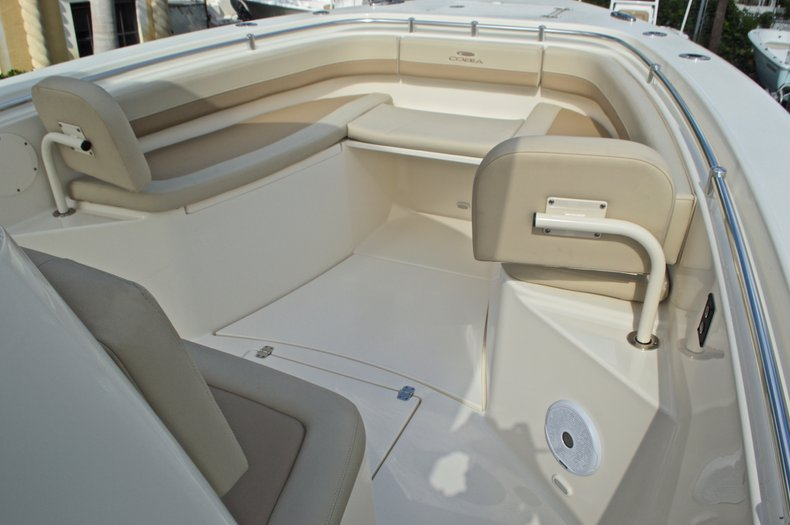Thumbnail 56 for New 2017 Cobia 296 Center Console boat for sale in Miami, FL