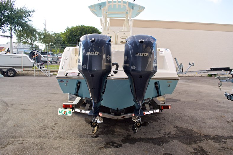 Thumbnail 5 for New 2017 Cobia 296 Center Console boat for sale in Miami, FL