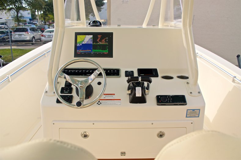 Thumbnail 15 for New 2017 Cobia 296 Center Console boat for sale in Miami, FL