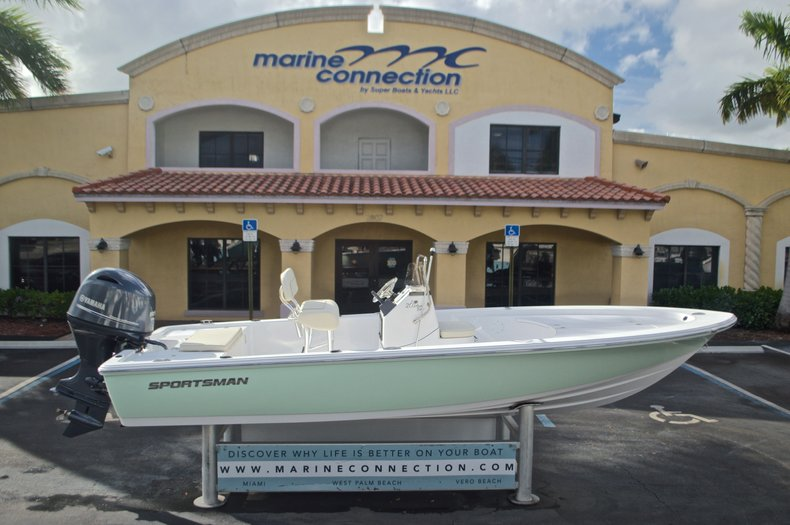 New 2017 Sportsman 20 Island Bay boat for sale in Miami, FL