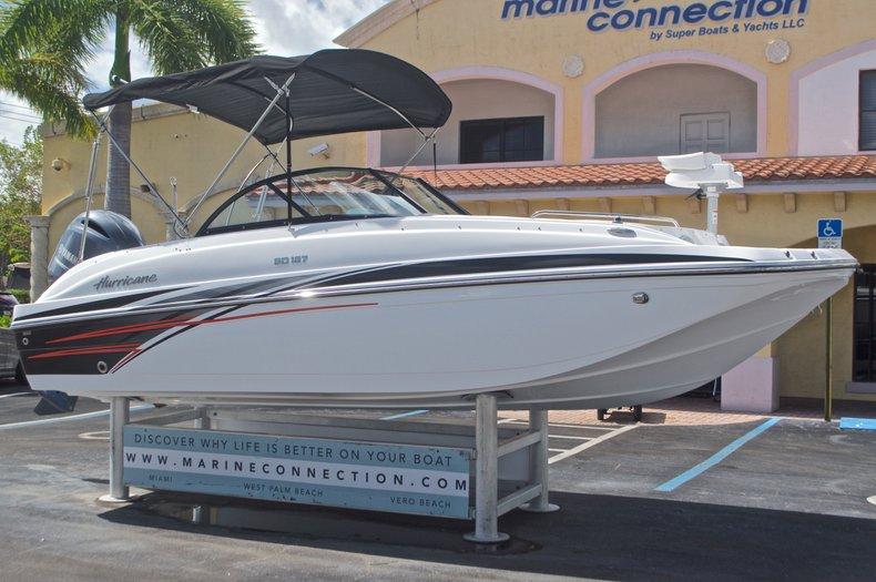 Image 1 for 2017 Hurricane SunDeck SD 187 OB in Miami, FL
