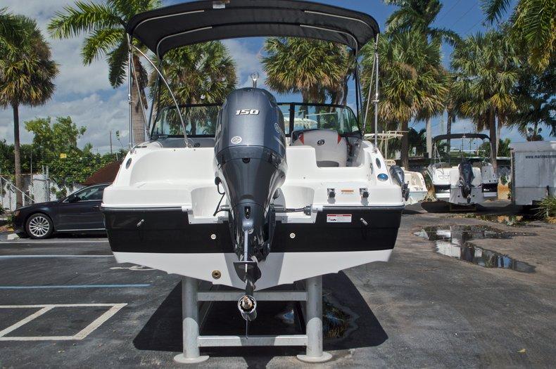 Image 7 for 2017 Hurricane SunDeck SD 187 OB in Miami, FL
