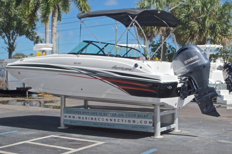 Image 5 for 2017 Hurricane SunDeck SD 187 OB in Miami, FL
