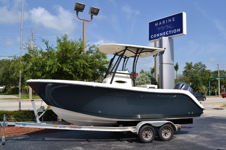 New 2018 Cobia 201 Center Console for sale