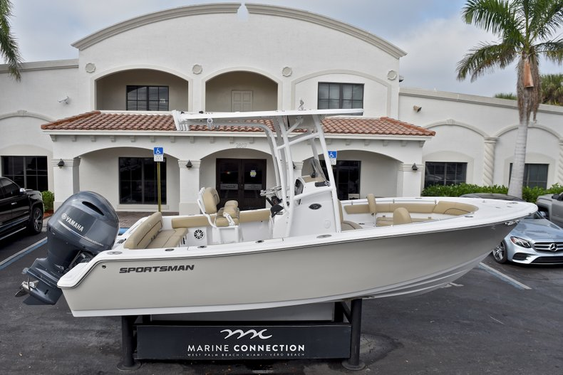 New 2018 Sportsman Heritage 211 Center Console boat for sale in Miami, FL
