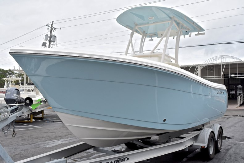 Thumbnail 3 for New 2018 Cobia 220 Center Console boat for sale in Miami, FL