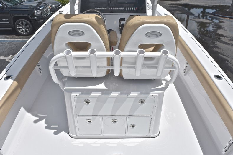 Thumbnail 25 for New 2019 Sportsman Masters 267 Bay Boat boat for sale in Miami, FL