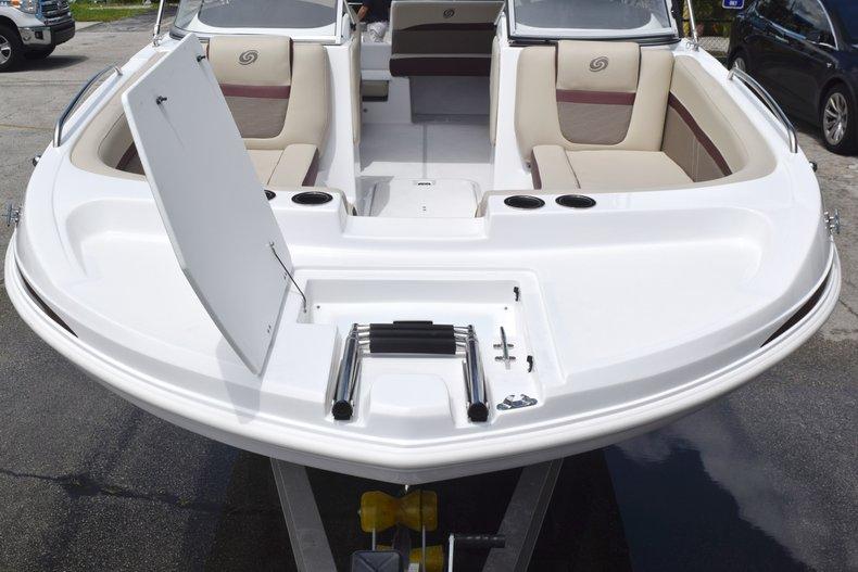 Thumbnail 3 for New 2019 Hurricane 217 SunDeck OB boat for sale in Miami, FL