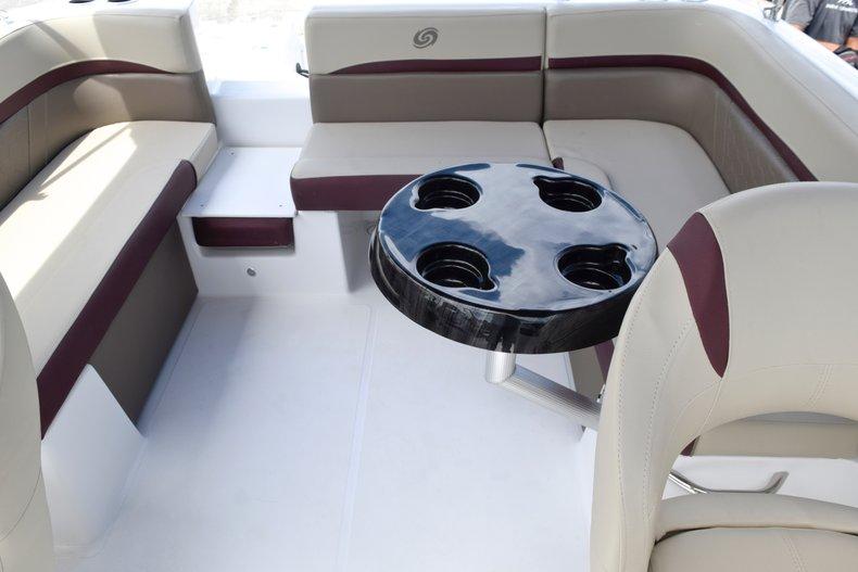 Thumbnail 39 for New 2019 Hurricane 217 SunDeck OB boat for sale in Miami, FL
