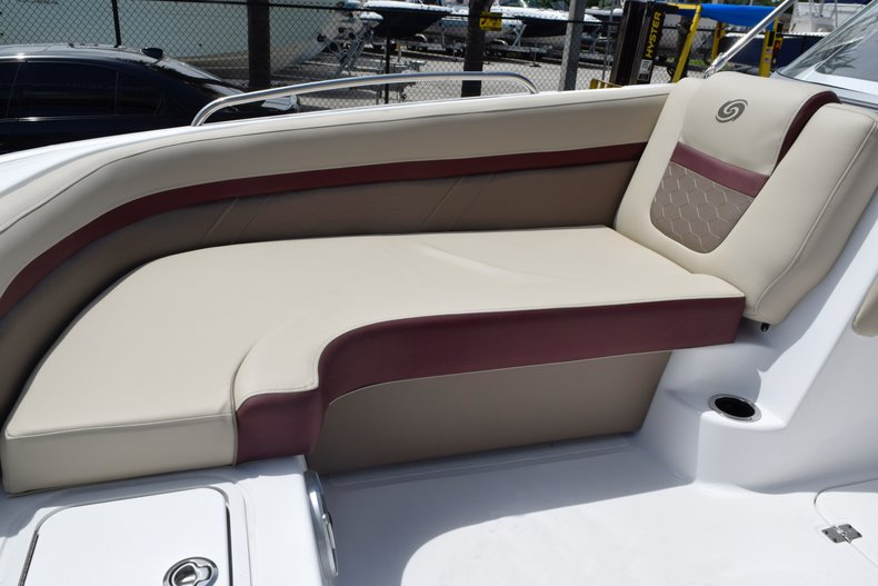 Thumbnail 46 for New 2019 Hurricane 217 SunDeck OB boat for sale in West Palm Beach, FL
