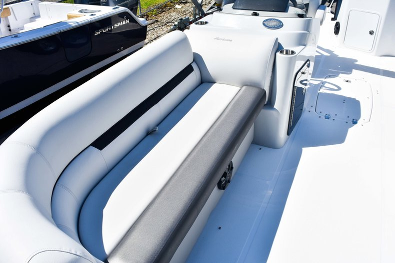 Thumbnail 45 for New 2019 Hurricane FunDeck FD 236 Wet Bar OB boat for sale in Miami, FL