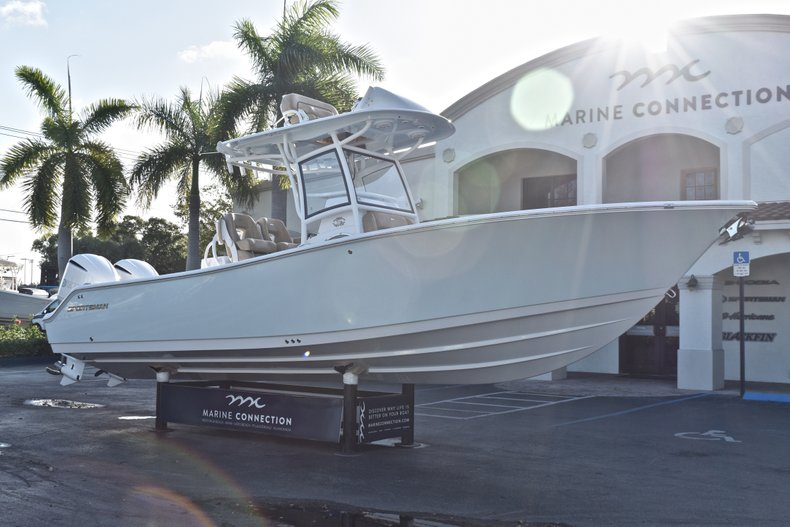 Thumbnail 1 for New 2019 Sportsman Open 282 TE Center Console boat for sale in Miami, FL
