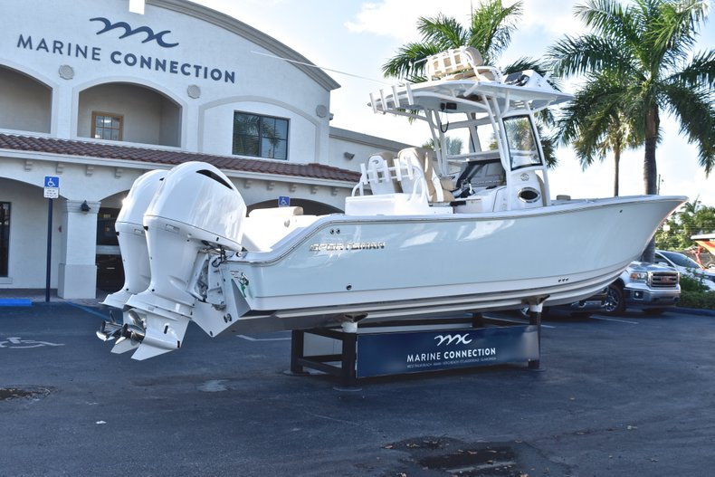 Thumbnail 8 for New 2019 Sportsman Open 282 TE Center Console boat for sale in Miami, FL