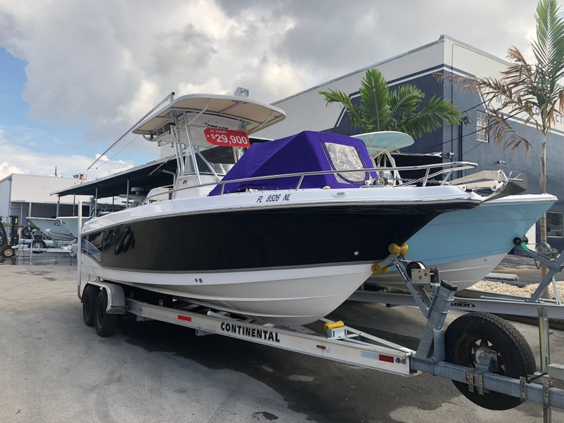 Used 2007 Pro-Line 26 Super Sport CC boat for sale in Miami, FL