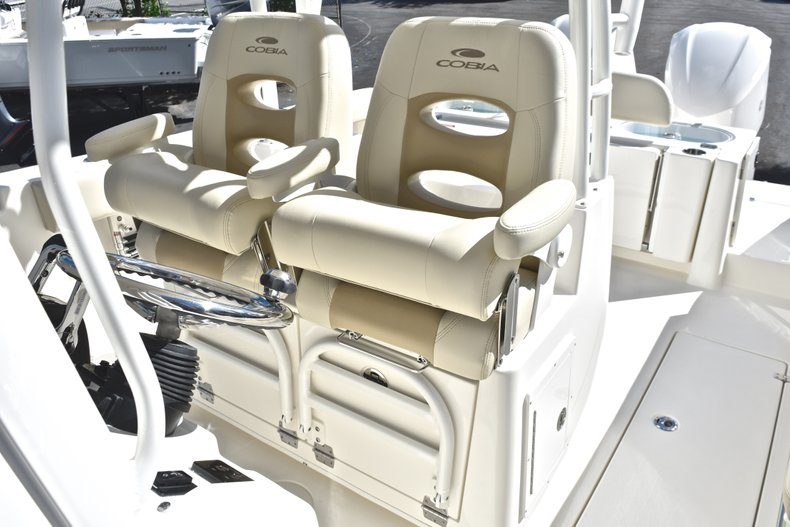 Thumbnail 39 for New 2019 Cobia 301 CC Center Console boat for sale in Miami, FL