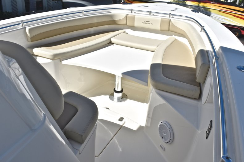 Thumbnail 64 for New 2019 Cobia 301 CC Center Console boat for sale in Miami, FL