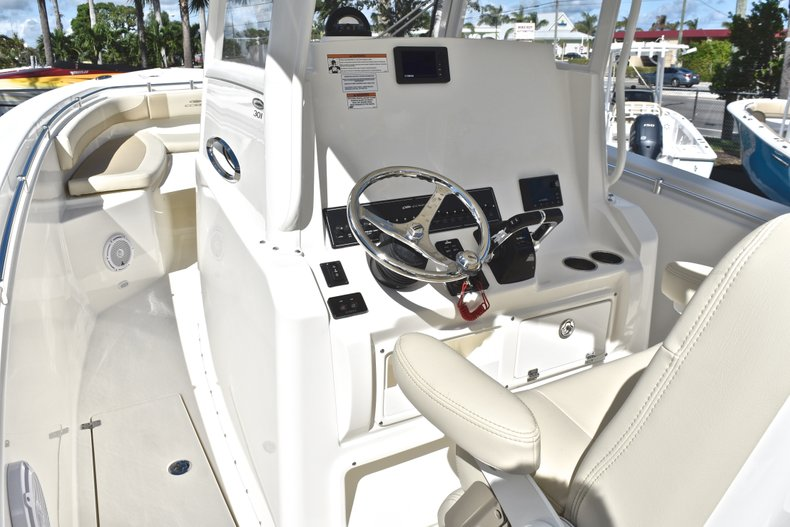 Thumbnail 48 for New 2019 Cobia 301 CC Center Console boat for sale in Miami, FL